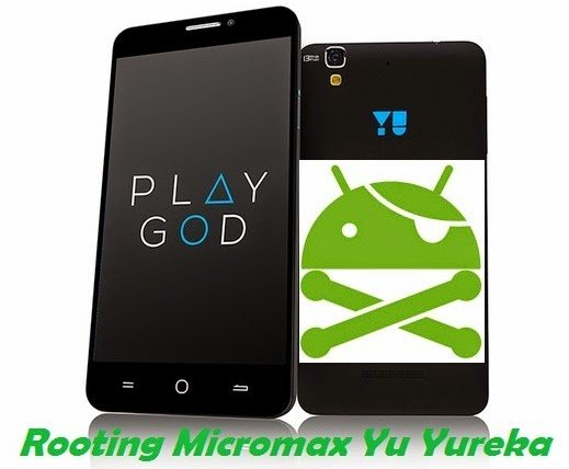 Yu Yureka Rooting and Recovery Guide