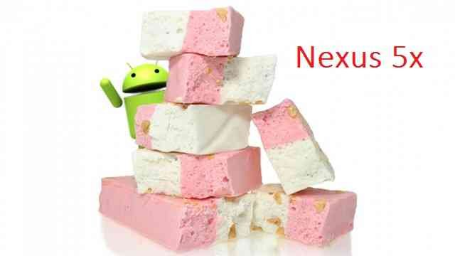 FLASH ANDROID NOUGAT FACTORY IMAGE ON NEXUS 5X