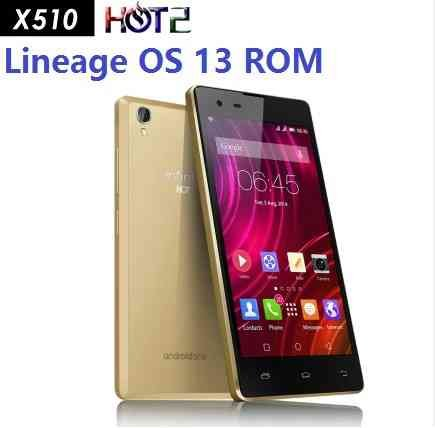 Lineage OS 13 for Infinix Hot 2 (x510) Marshmallow ROM