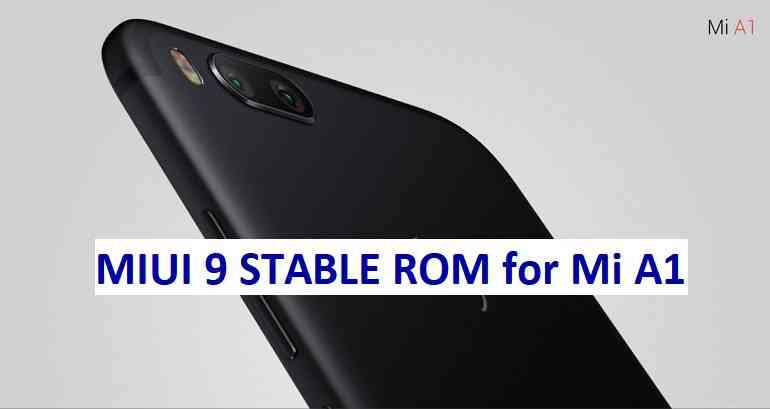 Forum] Xiaomi Mi A1 Lineage OS, Custom ROM, Rooting Guide