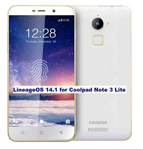 LineageOS 14.1 for Coolpad Note 3 Lite Android Nougat 7.1 ROM Download