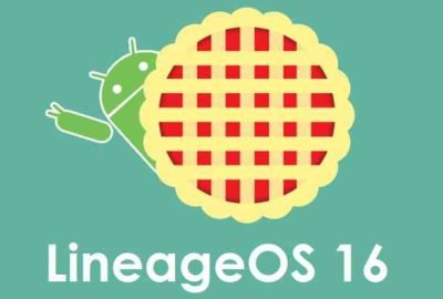 Android 9 based Lineage OS 16 Download List