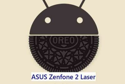 How to Install Android Oreo 8.1 on ASUS Zenfone 2 Laser