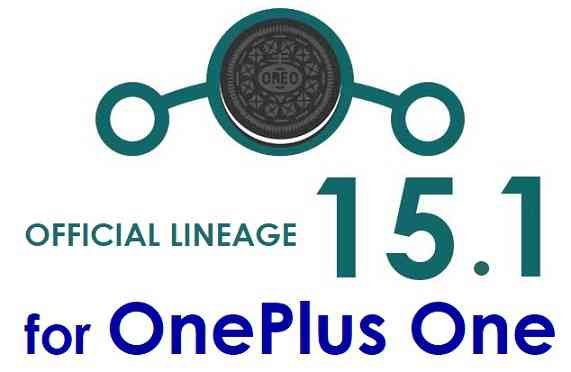 OFFICIAL Lineage OS 15.1 for OnePlus One