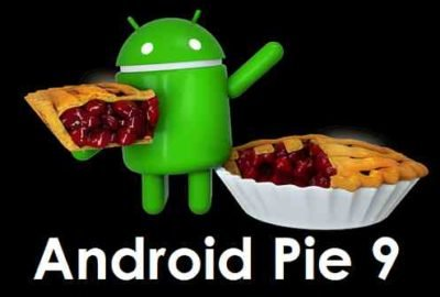 Android 9 Pie is Releasesd