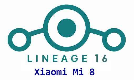 LineageOS 16 for Xiaomi Mi 8 - Android Pie 9.0