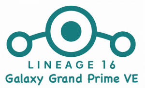 Download LineageOS 16 for Galaxy Grand Prime VE