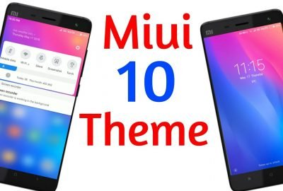 MIUI 10 Theme Download