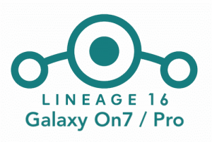 Download Lineage OS 16 for Galaxy On7 / Pro