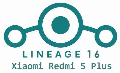 LineageOS 16 for Xiaomi Redmi 5 Plus - Android Pie 9.0