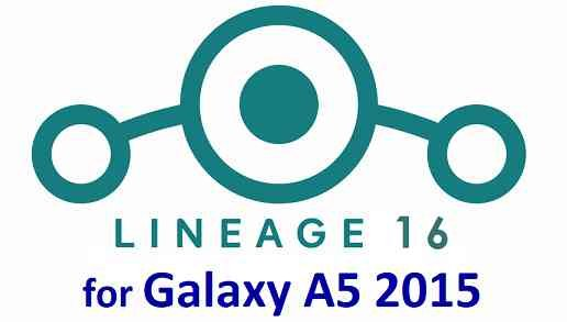 Download LineageOS 16 for Galaxy A5 2015
