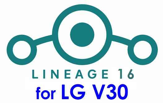 Download LineageOS 16 for LG V30 - Android Pie