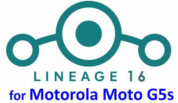 LineageOS 16 for Moto G5s - Download and Install