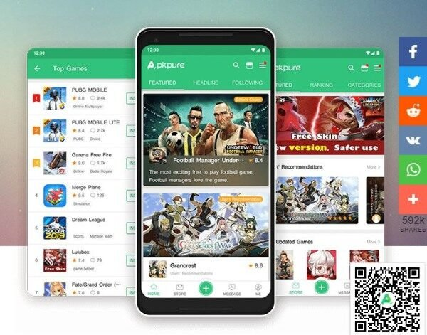 APKPure Android App