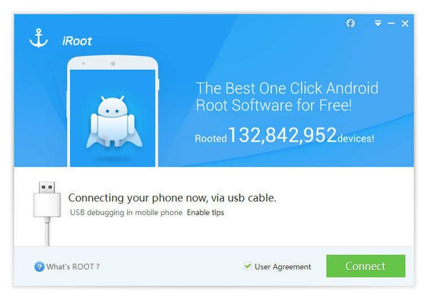 iRoot software for rooting