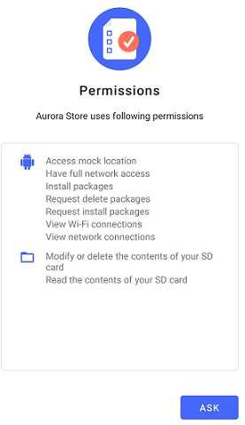 Download Aurora Store APK 3 0 5 for Android [Latest Version] 2019