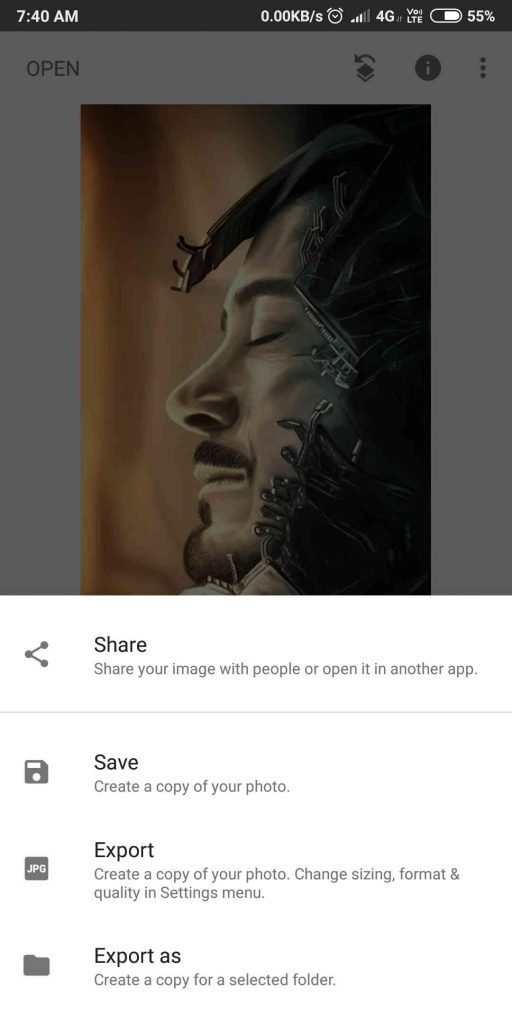 snapseed photo editor pro apk