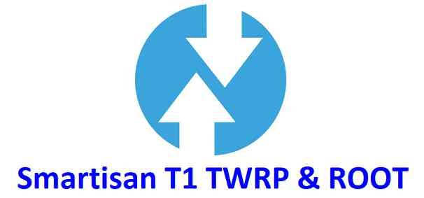 Download TWRP Recovery and root Smartisan T1