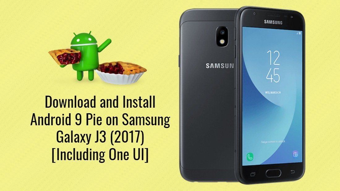 install android 9 pie