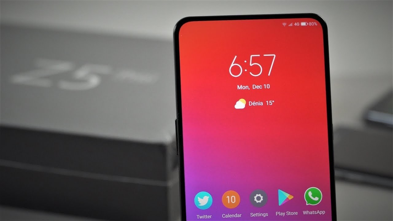 How to root Lenovo Z5 Pro and install TWRP recovery
