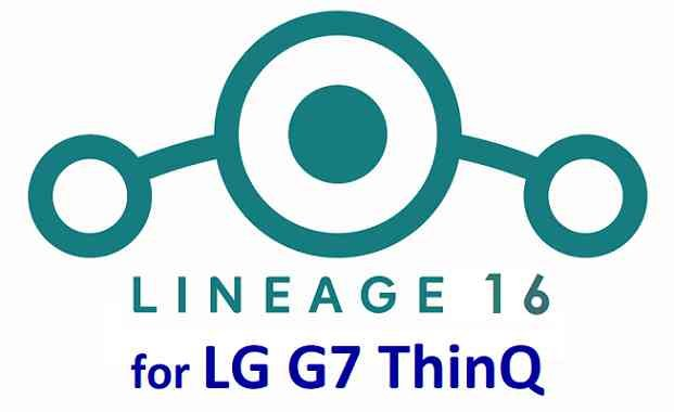 Download LineageOS 16 for LG G7 ThinQ