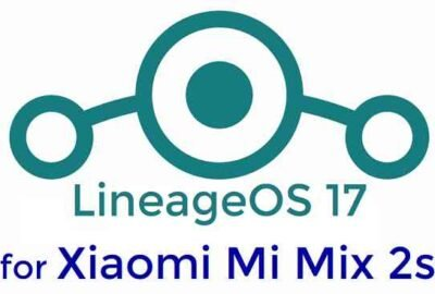 Download LineageOS 17 for Mi Mix 2s