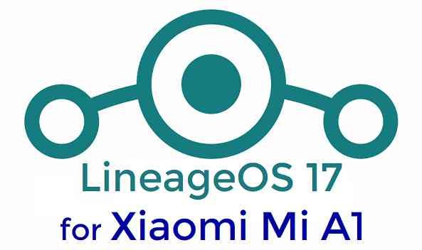 Download LineageOS 17 for Mi A1