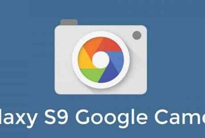 Download Google Camera for Galaxy S9