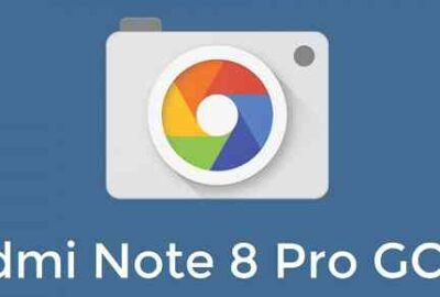 Download Google Camera (GCam) for Redmi Note 8 Pro