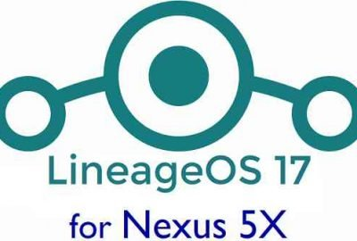 Download LineageOS 17 for Nexus 5X
