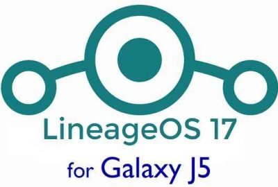 Download LineageOS 17 for Galaxy J5