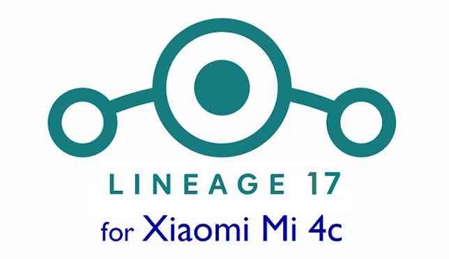 Download LineageOS 17 for Mi 4c