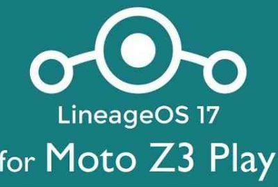 Download LineageOS 17 for Moto Z3 Play