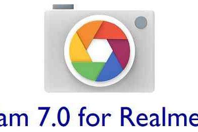 Google Camera 7.0 for Realme C2