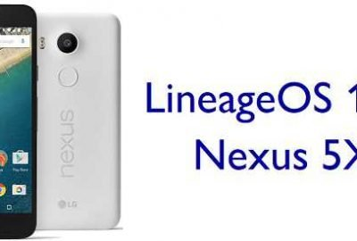 Download LineageOS 17.1 for Nexus 5X