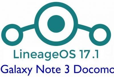 Download LineageOS 17.1 for Galaxy Note 3 Docomo