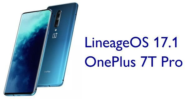Download LineageOS 17.1 for OnePlus 7T Pro