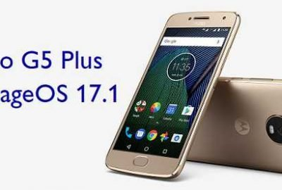 Download LineageOS 17.1 for Moto G5 Plus