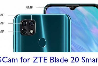 Google Camera (GCam) APK for ZTE Blade 20 Smart