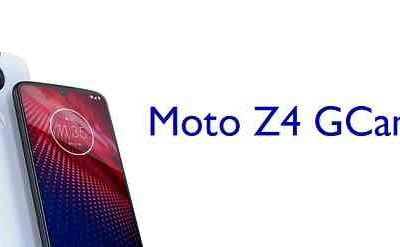 Moto Z4 GCam 7.3 APK - Download