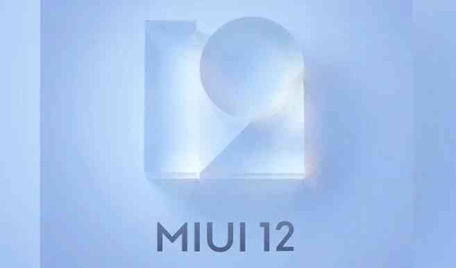 Download MIUI 12 update