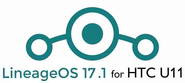 HTC U11 LineageOS 17.1
