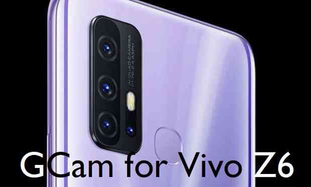 Vivo V6 GCam (Google Camera)