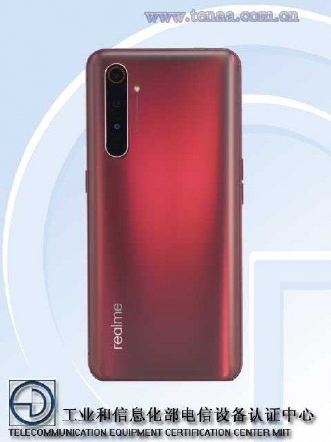 Realme X50 Pro Player spotted on TENAA and revealed full Specifications