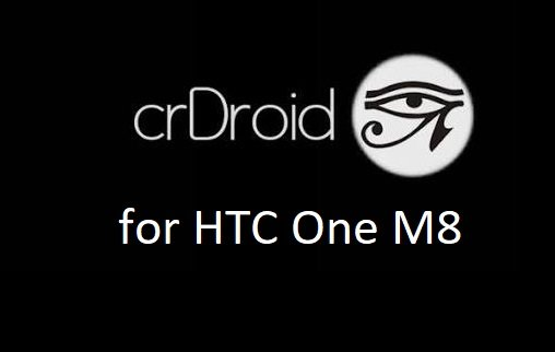 crdroid HTC One M8 Android 10