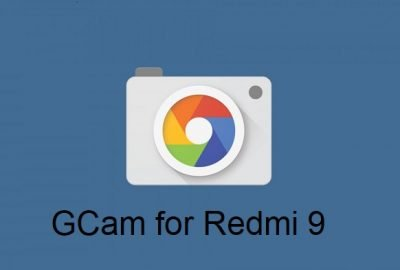 Google Camera Redmi 9