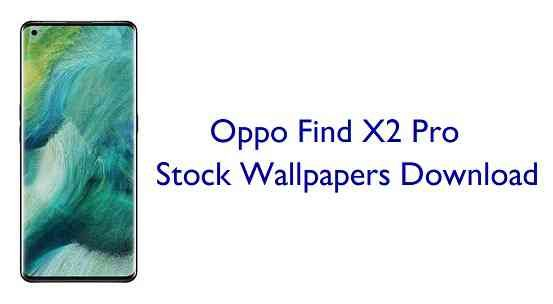 Oppo Find X2 Pro Wallpaper Download