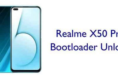 How to Unlock Bootloader on Realme X50 Pro
