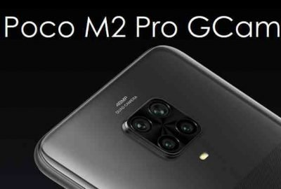 Poco M2 Pro GCam Download