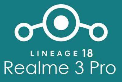 LineageOS 18 for Realme 3 Pro / X Lite